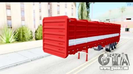 Trailer Cargo pour GTA San Andreas