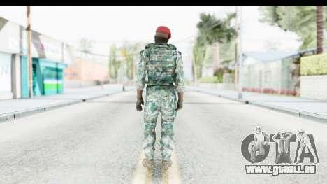 Global Warfare Indonesia pour GTA San Andreas troisième écran