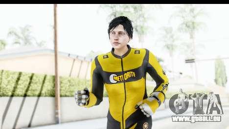 GTA 5 DLC Cunning Stuns Female Skin für GTA San Andreas