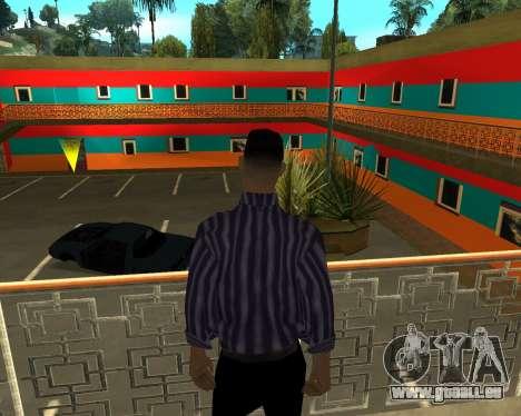 Armenian Jeferson pour GTA San Andreas huitième écran