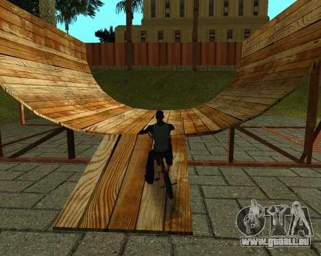 New HD Glen Park für GTA San Andreas neunten Screenshot