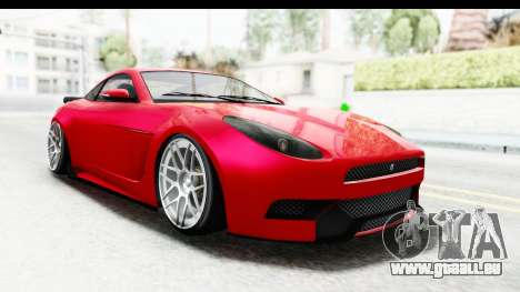 GTA 5 Ocelot Lynx SA Lights pour GTA San Andreas