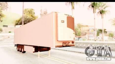 Trailer ETS2 v2 New Skin 1 pour GTA San Andreas