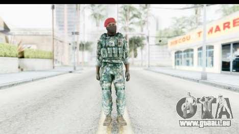 Global Warfare Indonesia für GTA San Andreas zweiten Screenshot