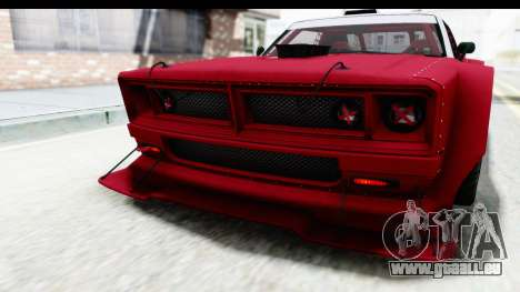 GTA 5 Declasse Drift Tampa IVF für GTA San Andreas Innen