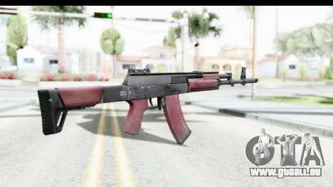 Kalashnikov AK-12 pour GTA San Andreas deuxième écran