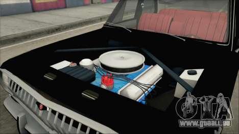 GAS-24 Nobles für GTA San Andreas Seitenansicht