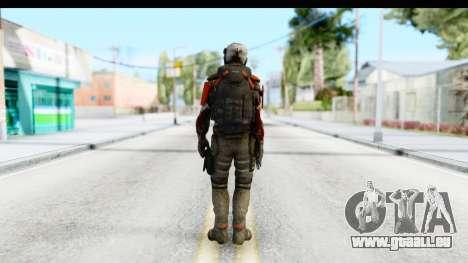 Homefront The Revolution - KPA v3 Dead für GTA San Andreas dritten Screenshot