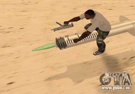 Seringue pour GTA San Andreas