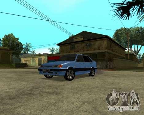 VAZ 21015 ARMENIAN für GTA San Andreas