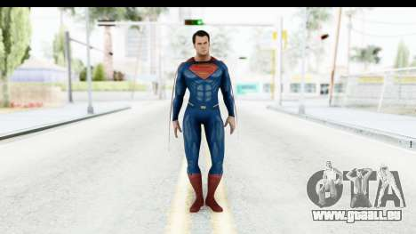 Injustice God Among Us - Superman BVS für GTA San Andreas zweiten Screenshot