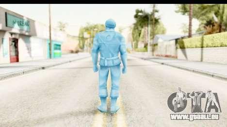 ArmyMen: Serge Heroes 2 - Man v4 für GTA San Andreas dritten Screenshot