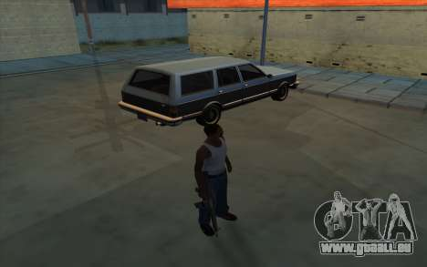 La Possession d'armes pour GTA San Andreas