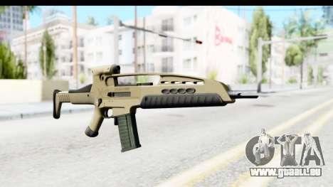 H&K XM8 für GTA San Andreas