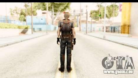 Resident Evil 4 Ultimate - Leon S. Kennedy pour GTA San Andreas troisième écran