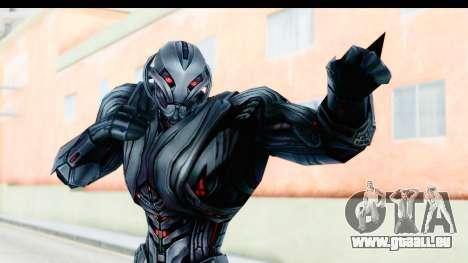 Marvel Future Fight - Ultron Mk3 (AOU) pour GTA San Andreas