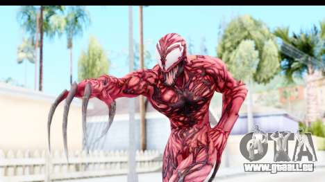 Marvel: Ultimate Alliance 2 - Carnage pour GTA San Andreas
