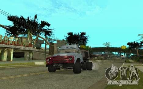 ZIL-130 Arménie pour GTA San Andreas