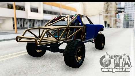 GTA 5 Trophy Truck IVF PJ pour GTA San Andreas laissé vue