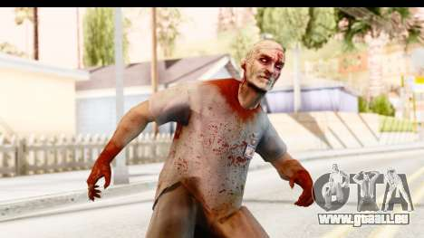 Left 4 Dead 2 - Zombie Surgeon pour GTA San Andreas