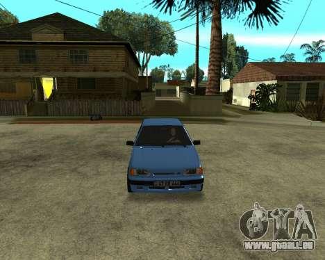 VAZ 21015 ARMENIAN für GTA San Andreas rechten Ansicht