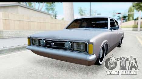 Ford Taunus Coupe pour GTA San Andreas vue de droite