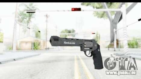 GTA 5 Hawk & Little Heavy Revolver pour GTA San Andreas deuxième écran