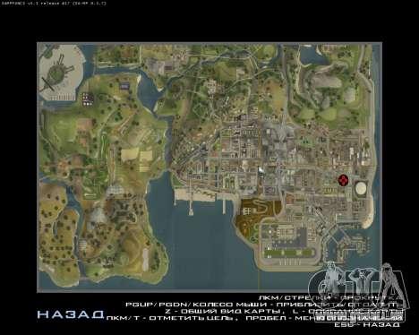 Garage CJ Armenischen für GTA San Andreas fünften Screenshot