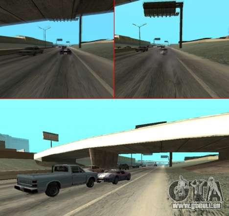 Hot Wheels pour GTA San Andreas deuxième écran