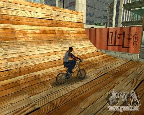 New HD Glen Park für GTA San Andreas