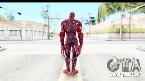 Marvel: Ultimate Alliance 2 - Carnage für GTA San Andreas dritten Screenshot
