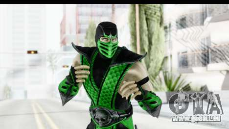 Mortal Kombat vs DC Universe - Reptile für GTA San Andreas
