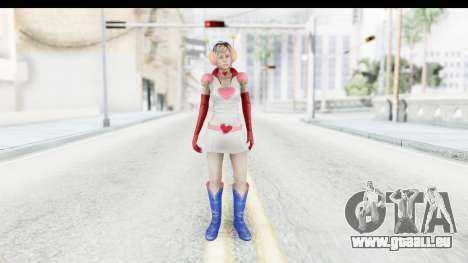 Silent Hill 3 - Heather Princess Heart für GTA San Andreas zweiten Screenshot