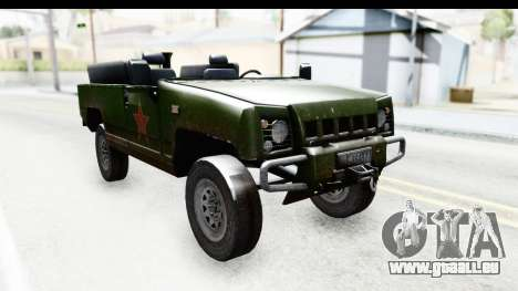 BJ2022 pour GTA San Andreas