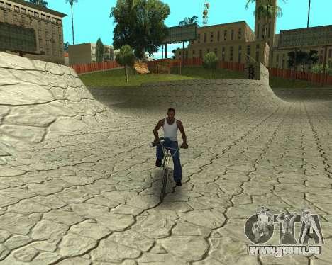 New HD Glen Park für GTA San Andreas dritten Screenshot