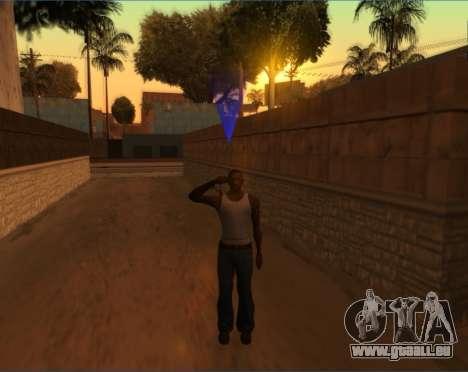 Begrüssen für GTA San Andreas