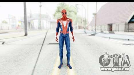 Spider-Man Insomniac v2 pour GTA San Andreas deuxième écran