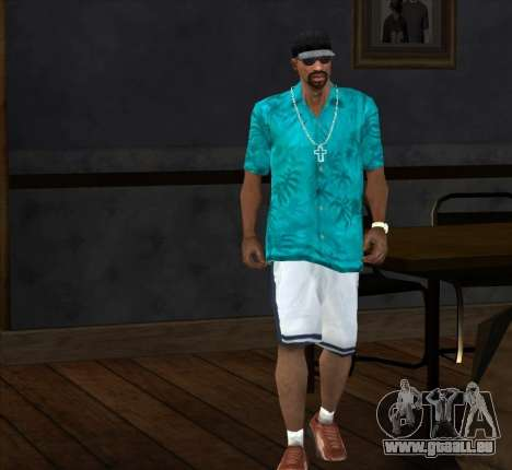 Chemise Tommy pour GTA San Andreas