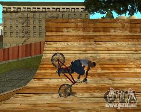New HD Glen Park für GTA San Andreas zehnten Screenshot