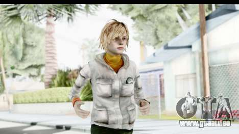 Silent Hill Downpour - Heather für GTA San Andreas