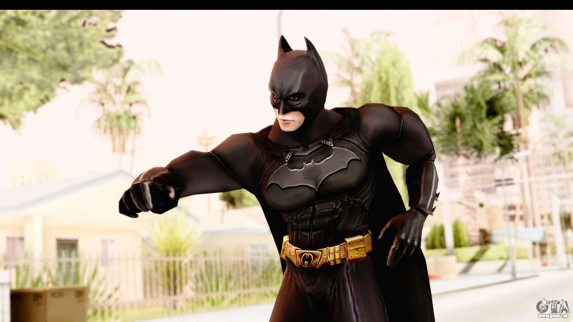 Batman begins pour gta san andreas - Telecharger batman begins ...