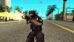 NextGen changé l'origine de la peau de SWAT