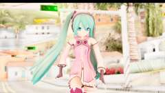 Project Diva F - Hatsune Miku Vocal Star Remade