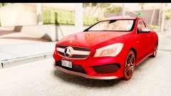 Mercedes-Benz CLA45 AMG 2014 pour GTA San Andreas
