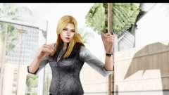 Marvel Future Fight - Sharon Carter (Civil War)