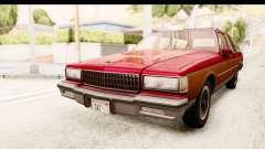Chevrolet Caprice 1989 Station Wagon IVF für GTA San Andreas
