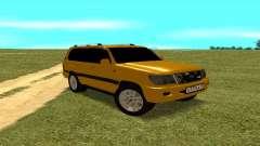 Toyota Land Cruiser 100 VX pour GTA San Andreas