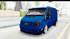 Ford Transit Air pour GTA San Andreas