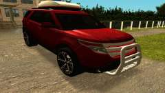 Ford Explorer 2013 pour GTA San Andreas