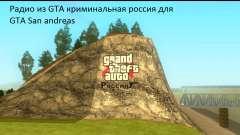 Radio von GTA Criminal Russland